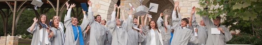 Hats of to Grads Pic