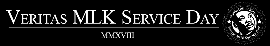 MLK Service Day 2018